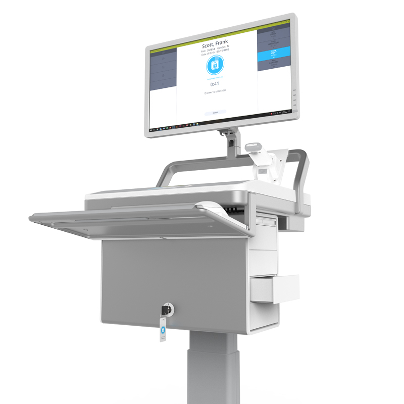 T7 MedLink™ Medication Management Cart