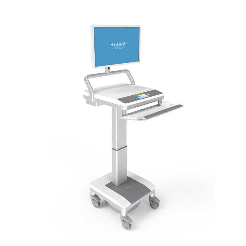 T7 Powered Mobile Technology Cart