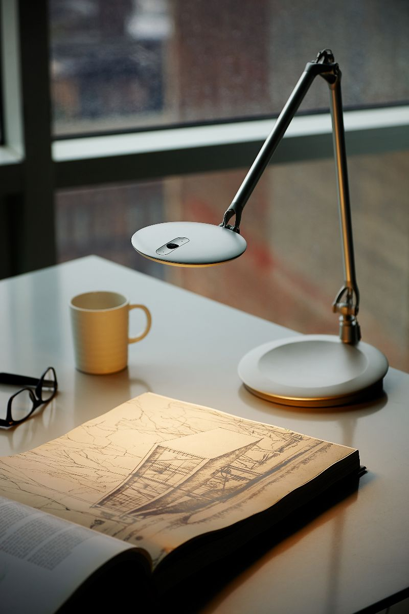... RES & Element Disc LED | Task Lighting from Humanscale azcodes.com