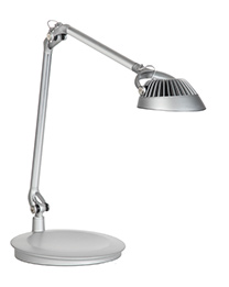 Element Vision Task Light, Silver