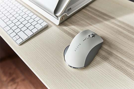 Humanscale Partners with Razer on New Pro Click Mouse