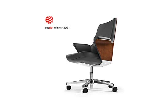 Humanscale's Summa Receives Red Dot Product Design Award 2021