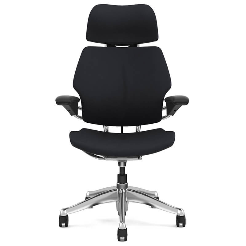 Swell Ergonomic Executive Chair With Headrest Humanscale Uwap Interior Chair Design Uwaporg