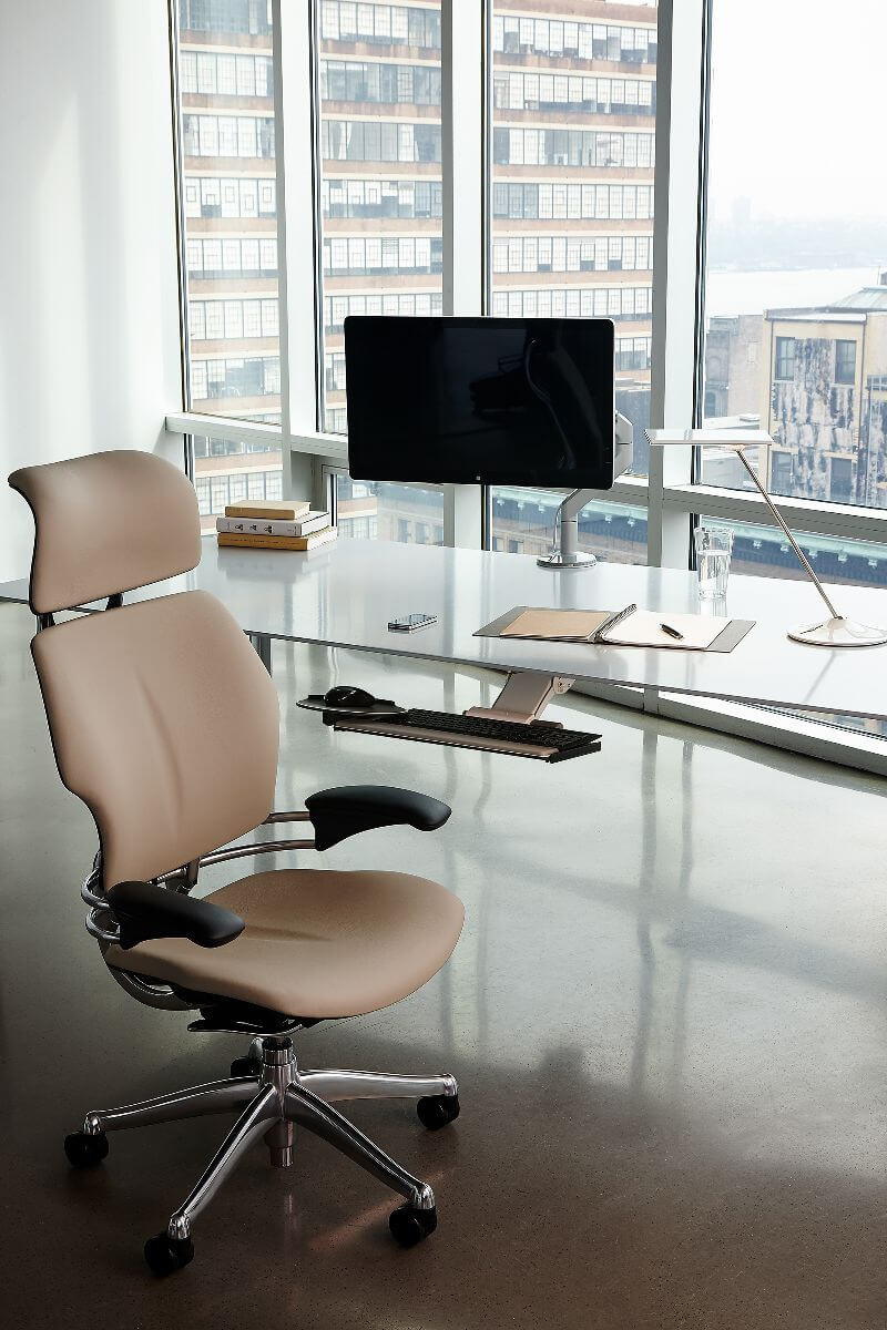 Office Seating Chairs freedom task chair with headrest | ergonomic seating from humanscale