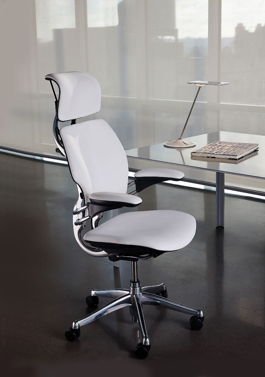 Humanscale freedom chair leather - Low Res Med Res
