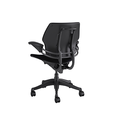 Freedom Task Chair, Corde 4 Black Picture 3