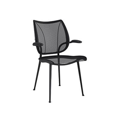 Liberty Side, Monofilament Stripe Black Back, Monofilament Black Seat