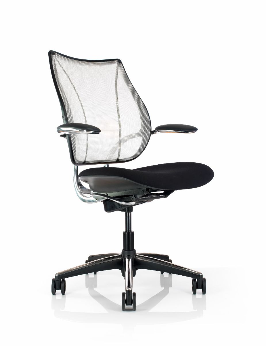 Ergonomic task chair - Liberty Task Chair Ergonomic Seating From Humanscale