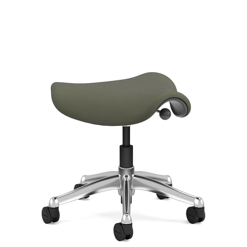 Amazing Saddle Stool Ergonomic Office Seat Humanscale Squirreltailoven Fun Painted Chair Ideas Images Squirreltailovenorg