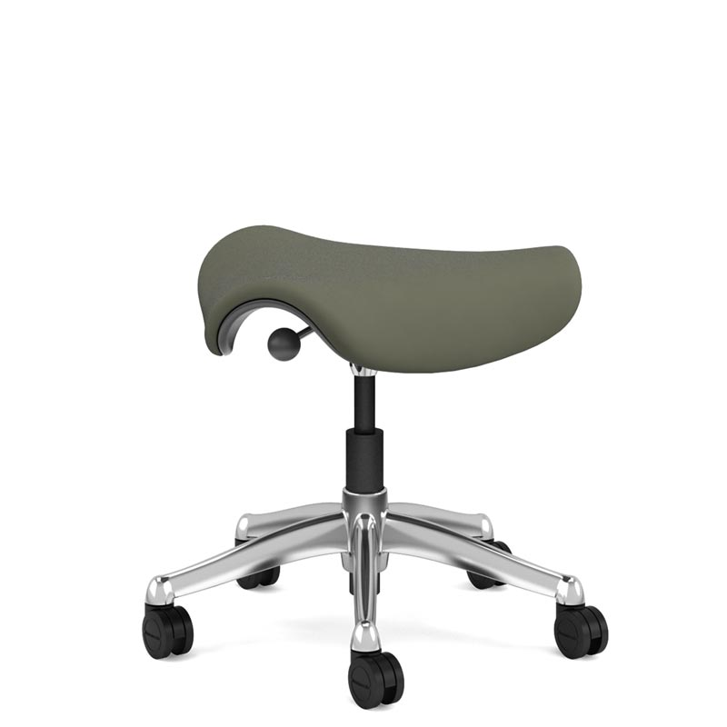 Admirable Saddle Stool Ergonomic Office Seat Humanscale Ocoug Best Dining Table And Chair Ideas Images Ocougorg