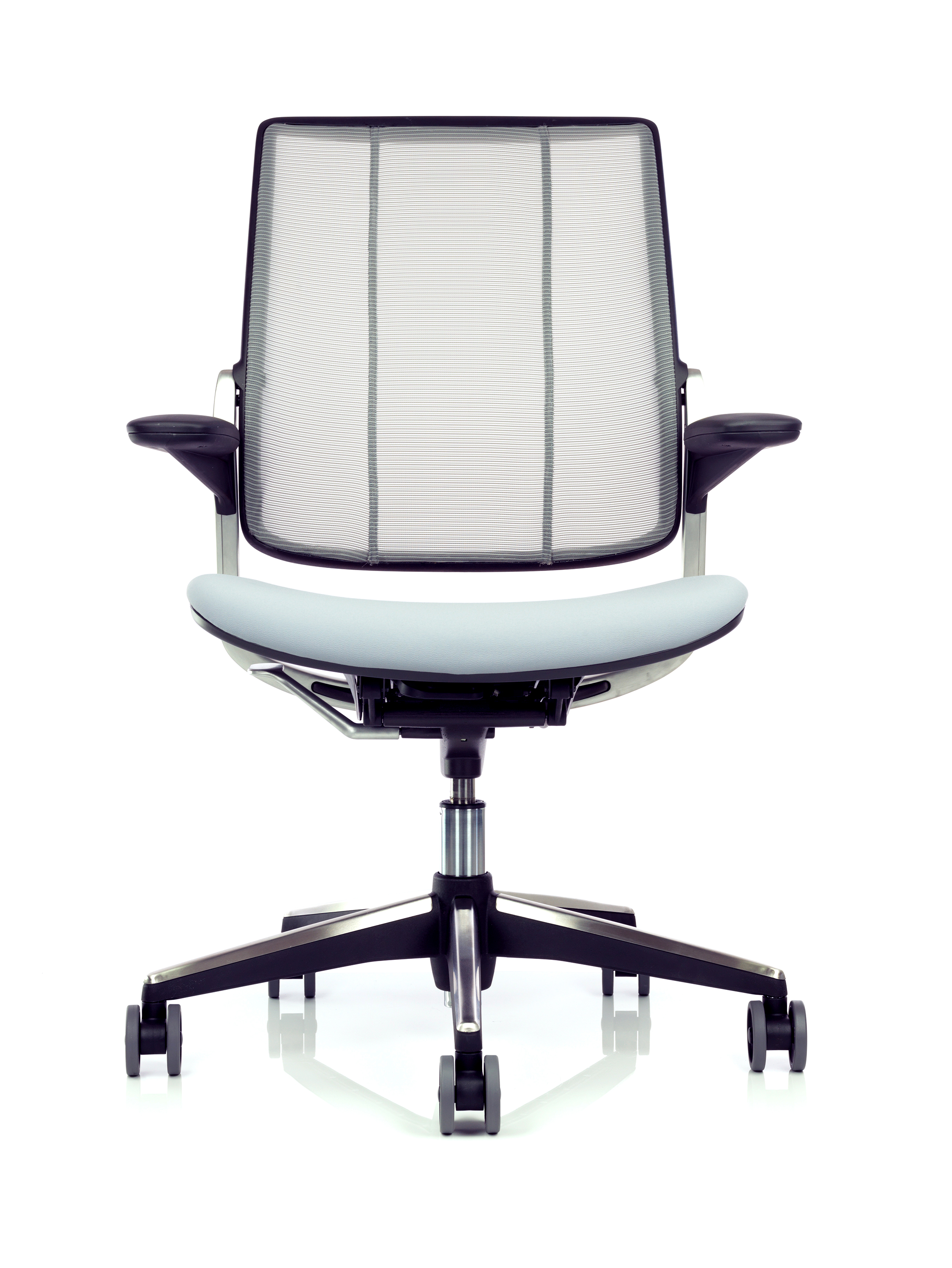 Light blue office chair -  Res