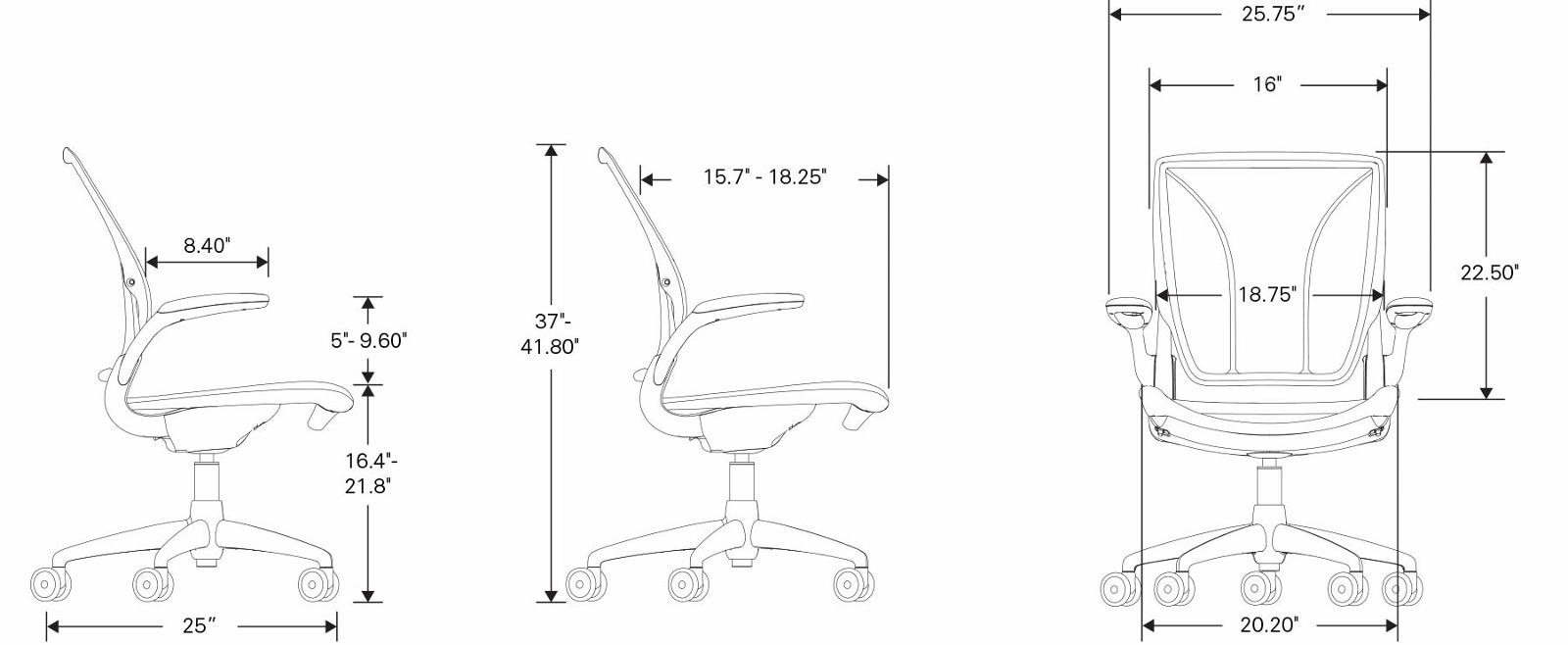 office chair hydraulic diagram mesh desk chair diffrient world ergonomic chair humanscale  mesh desk chair diffrient world