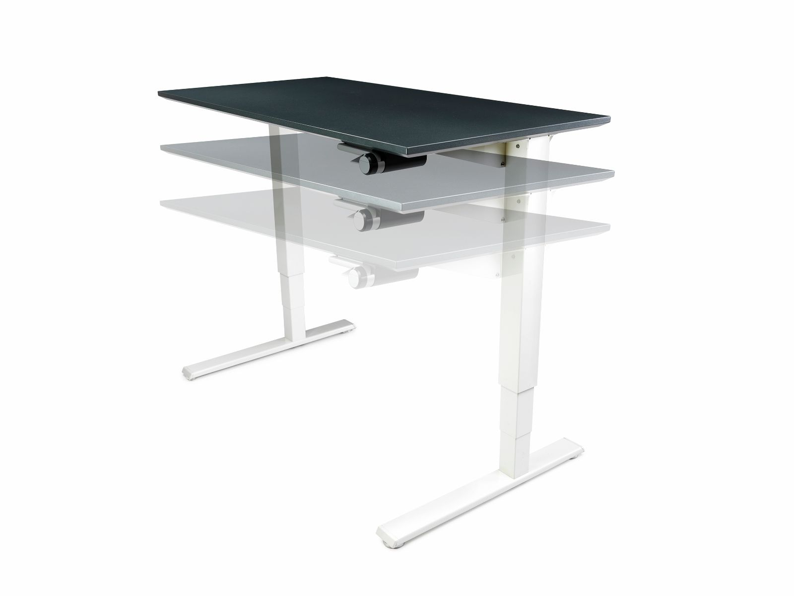 adjustable desks series steelcase height table legs electric desk products office workstation