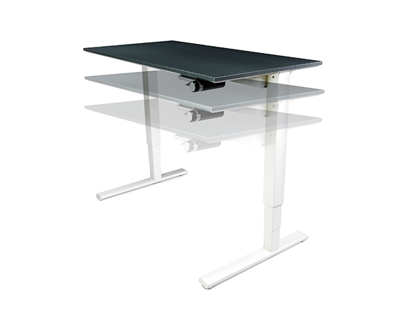 float - humanscale's height-adjustable sit-stand table