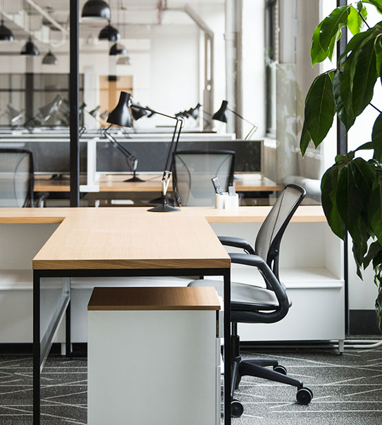 Humanscale Inspiring Space
