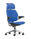 Freedom Headrest Blue, F211TW502-3-4FRONT 100x125