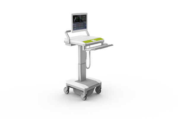 T7 POINT-OF-CARE TECHNOLOGY CART in Nurses Station ...