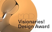 Visionaries Design Award icon