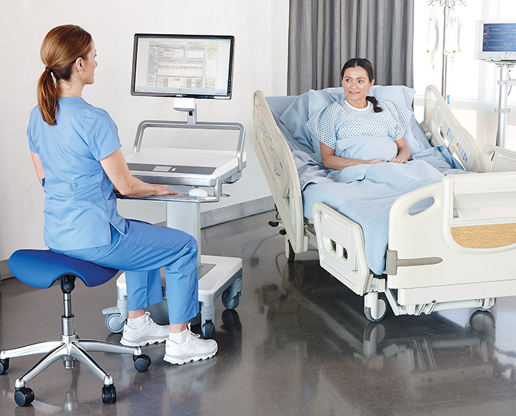 Healthcare Mobile Workstations