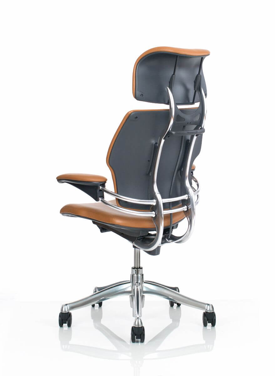 Freedom Task Chair with Headrest : Ergonomic Seating from Humanscale