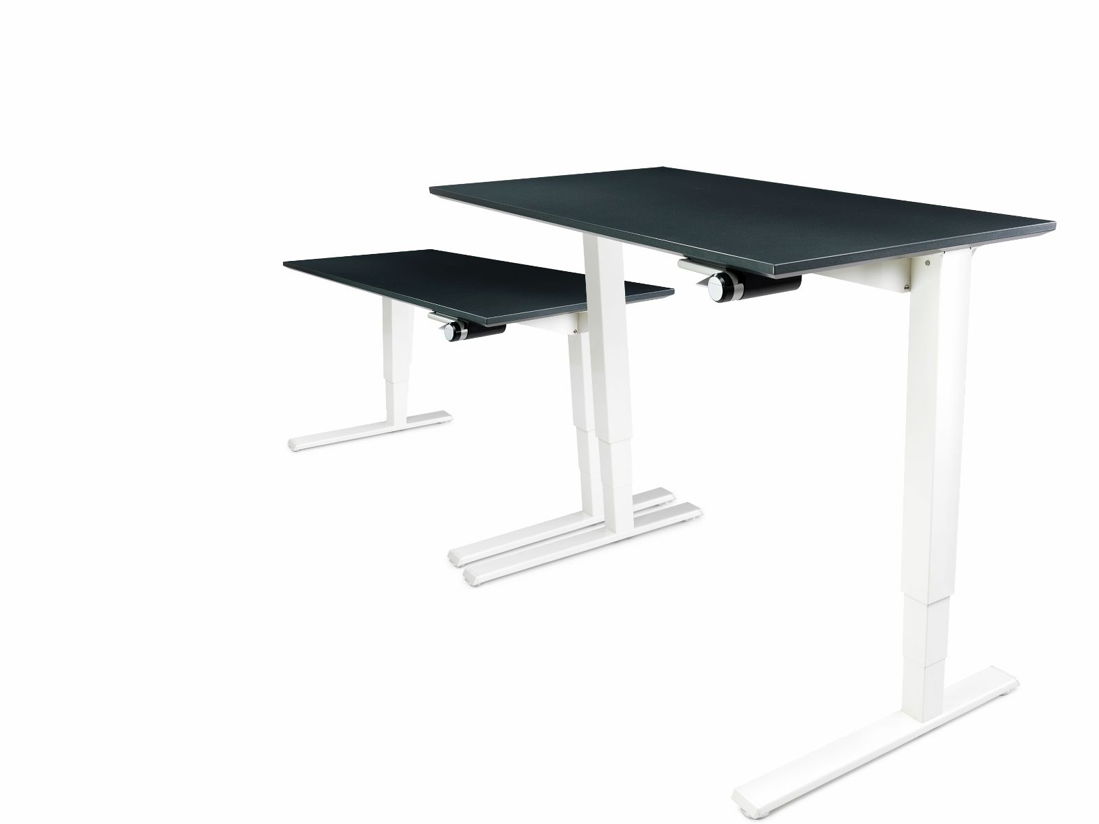 Float Height adjustable Sit stand Table
