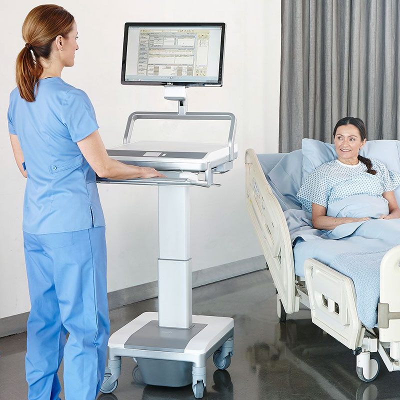 Humanscale T7 Cart - oloom.