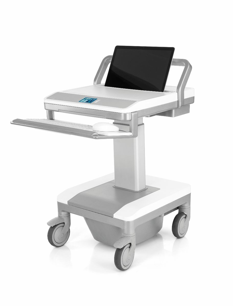 Mobile Technology: Humanscale's T7 TouchPoint Mobile Technology Cart