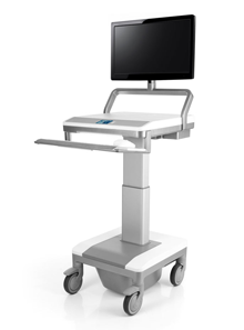 t7 point of care mobile cart