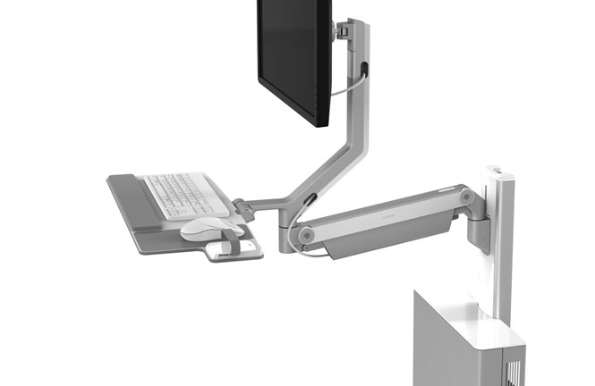 The V6 The Latest Wall Station From Humanscale S